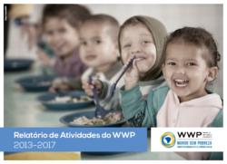 Capa Relatório de Atividades do WWP